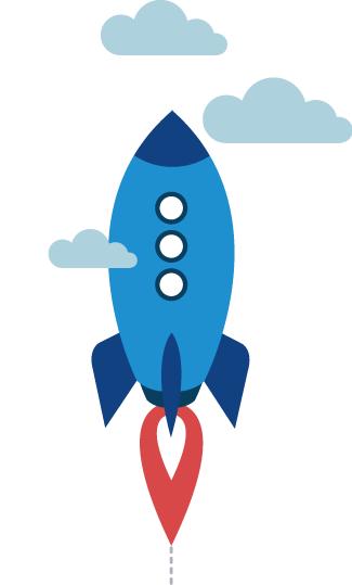 Cohete-AWERTY