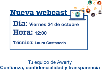 Webcast Awerty: Guía básica de Office Online