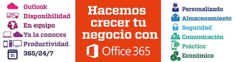 En AWERTY Hacemos crecer tu negocio con Office 365