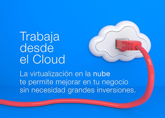 Trabajar desde el Cloud