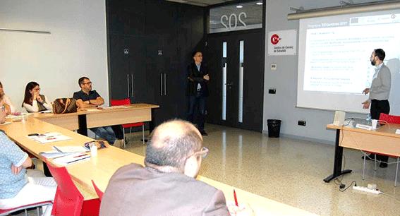 AWERTY presenta el Cloud a la Cambra de Comerç de Sabadell