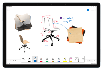 Microsoft-New-Whiteboard