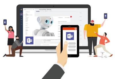 Inteligencia-artificial-con-MicrosoftTeams